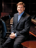 Darren Entwistle, chairman of Telus Corp. (Photo by Robert Kenney)